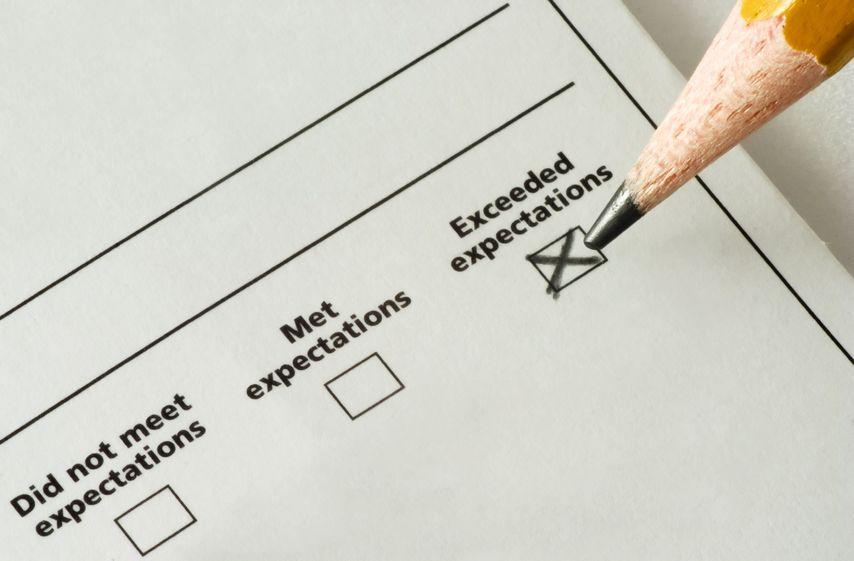 financial advisor expectations